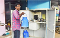 Tamil Nadu Youth Designs Milk Vending Machine to help farmers and locals
