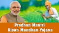 Pradhan Mantri Kisan Maan Dhan Yojana: Just pay Rs. 55 and Get Monthly Pension of Rs. 3000