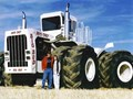 World's Largest Agricultural Tractor to be Displayed at Kalispell