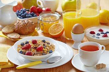 Ideal Breakfast to start your day