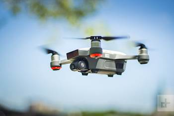 Drone technology to reduce water consumption by 90 percent