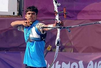 Farmer's son strikes historic silver at Youth Olympic Games