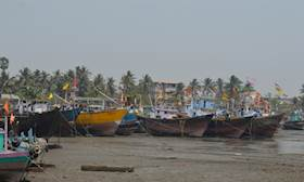 Economic Evaluation of selected estuarine and coastal Fisheries of Maharashtra