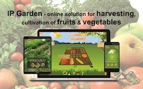 IP Garden - online solution for harvesting, cultivation of fruits & vegetables