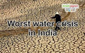 India facing the worst water crisis ever