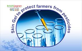 Skin Gel to protect farmers from pesticides