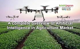 A complete overview of Artificial Intelligence in Agriculture Market