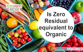 Is Zero Residual equivalent to Organic