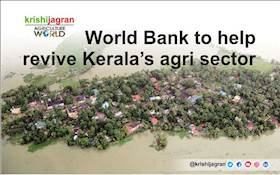 World Bank to help revive Kerala's agri sector