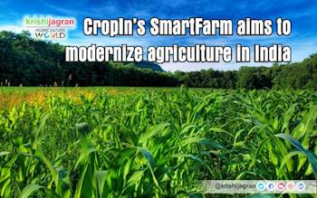 CropIn's SmartFarm aims to modernize agriculture in India