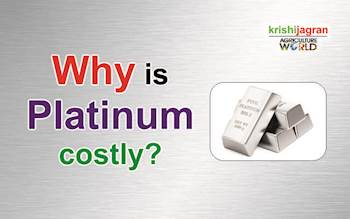 Why is Platinum costly?