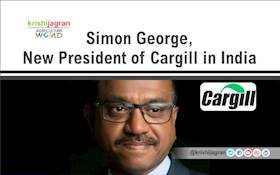 Simon George, New President of Cargill in India