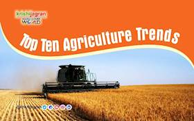 Top Ten Agriculture Trends