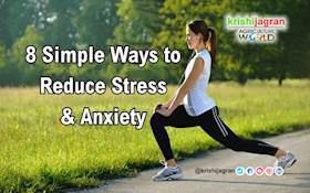 8 Simple Ways to Reduce Stress & Anxiety