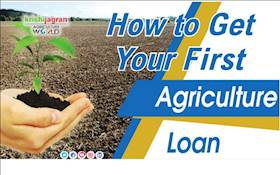 How to Get Your First Agricultural Loan?