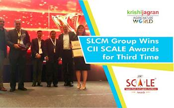 SLCM Group Wins CII SCALE Awards for Third Time