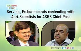 Serving, Ex-bureaucrats contending with Agri-Scientists for ASRB Chief Post