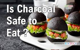 Is Charcoal Safe to Eat?