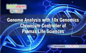 Genome Analysis with 10x Genomics Chromium Controller of Premas Life Sciences