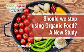 Should we stop using Organic Food?  A New Study