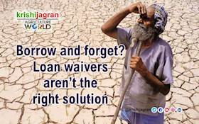 Borrow and forget? Loan waivers aren't the right solution