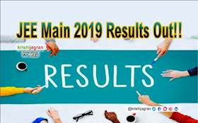 JEE Main 2019 Results Out!! Here is the Complete List of Toppers