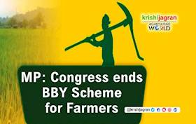 MP: Congress ends BBY Scheme for Farmers