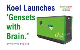 KOEL Launches iGreen Gensets: Monitoring through Mobiles