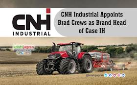 CNH Industrial Appoints Brad Crews as Brand Head of Case IH