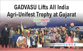 Vet Varsity wins Overall Champions Trophy at 19th All India Inter-Agri Unifest