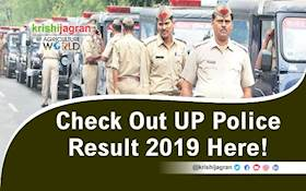 UP Police Result 2019: Direct Link to Check Final Result for Constable Recruitment