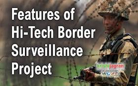 BSF: Work on Hi-Tech Border Surveillance Project in Progress