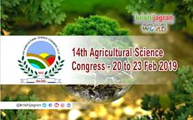 2000 Delegates to Attend 14th Agricultural Science Congress that Starts Today in Delhi