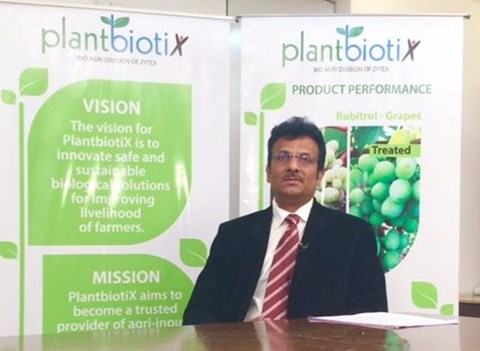 "Offer desired ""ROI"" to the Farmers : Dhananjay Edakhe, CEO, Plantbiotix"