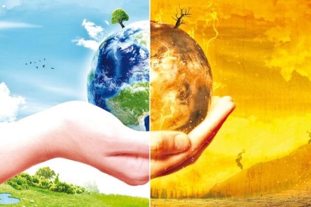 Tackling Climate Change Can Help India, China With Health Benefits