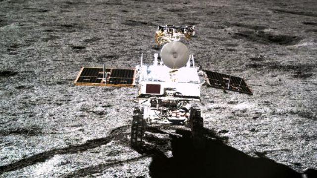 China and NASA shared data about historic moon landing