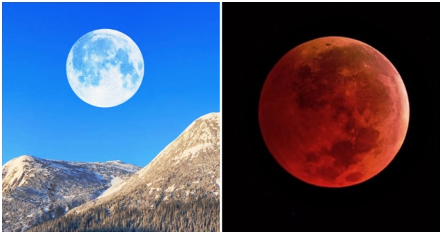 A Super Snow Moon will be visible over Ireland this week