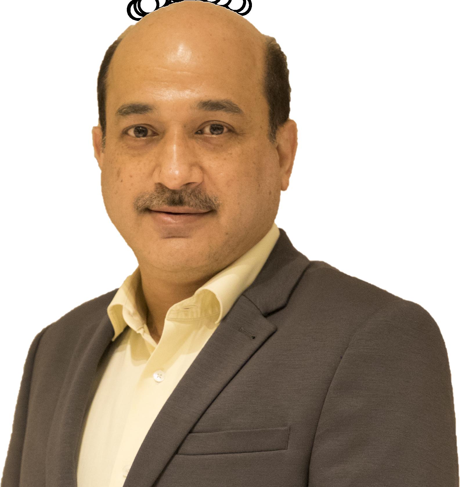 Mr. Parind Prabhudesai