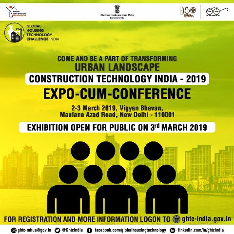 Inauguration of Expo- cum-Conference on Construction