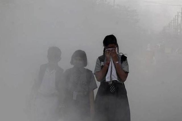 New Delhi is world's most polluted capital