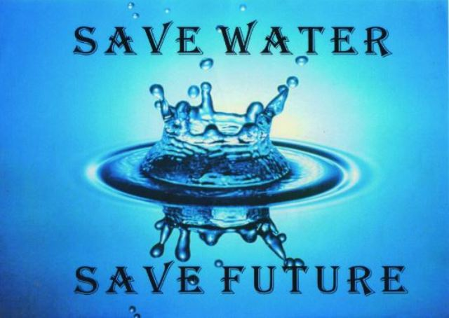 World Water Day 2019: Save Water, Save Future!!