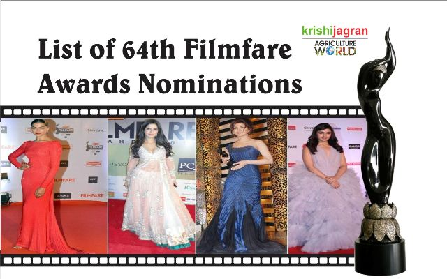 Filmfare Awards 2019: Check Out the Complete List of