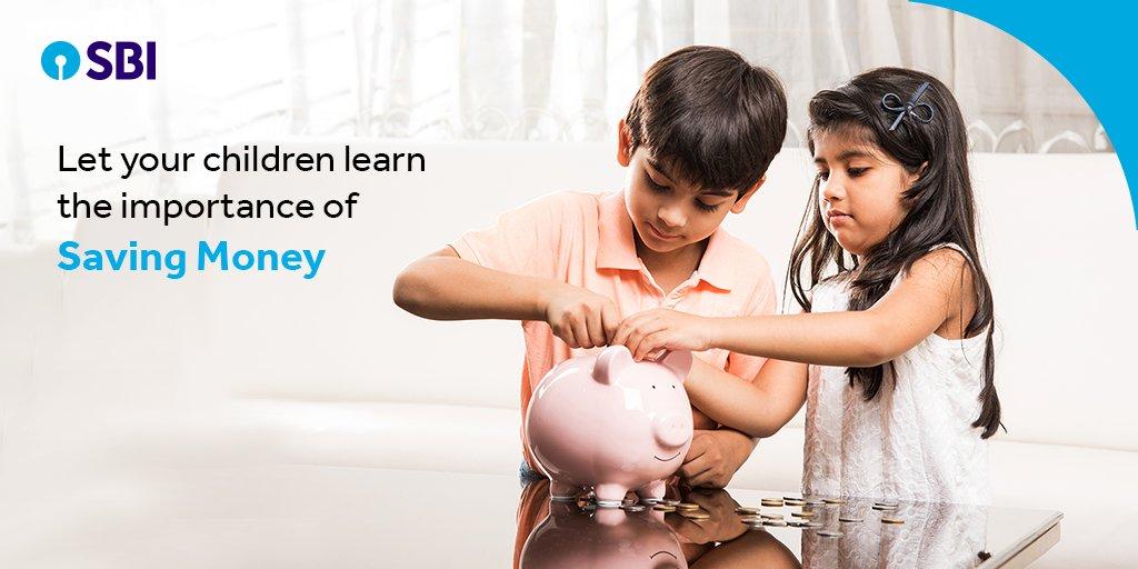 SBI Saving Bank account for minor