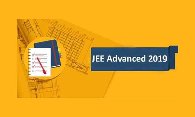 JEE Advanced 2019 extended date