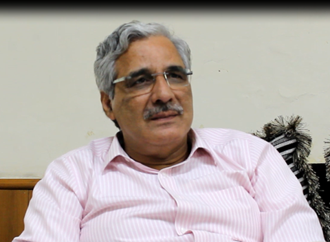 Shape, that Agriculture has today : In conversation with Dr. Suresh Pal