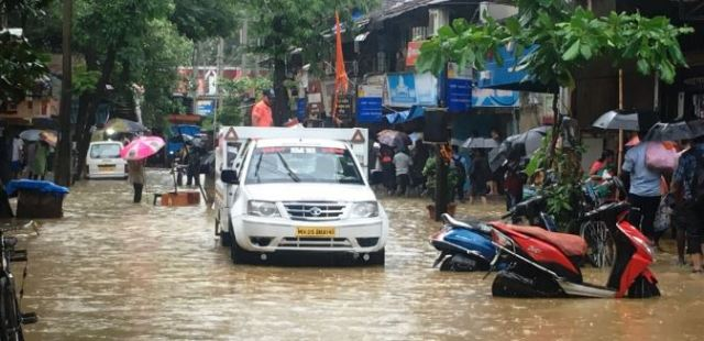 Mumbai Rain Updates: IMD Issues Red Alert, Predicts Heavy to