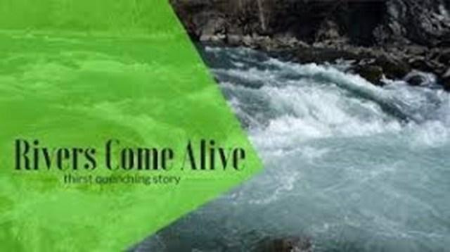 River Come Alive