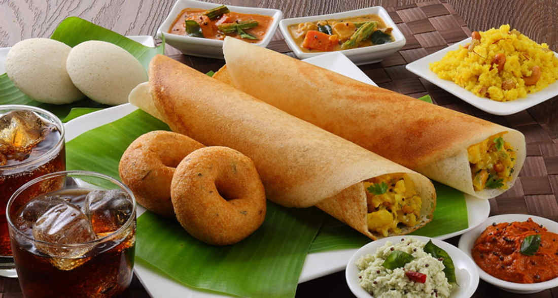 IDLI, DOSA On Your Plate, Keeps The Doctor Away