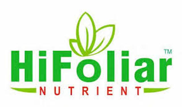 Hifoliar Logo