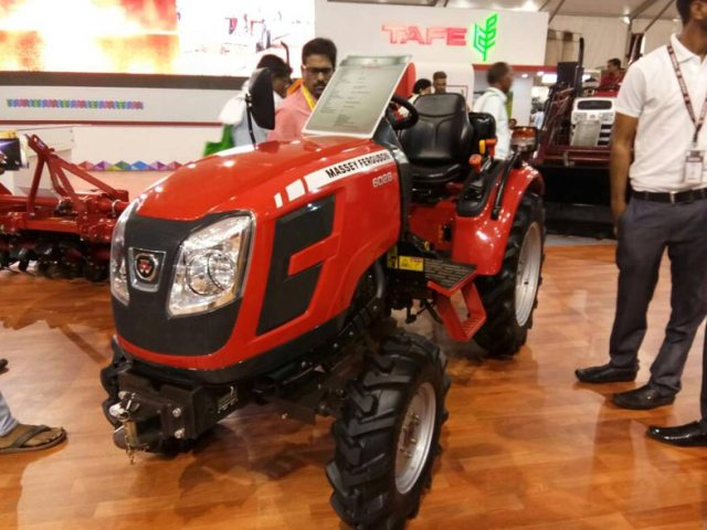 Tafe Tractor